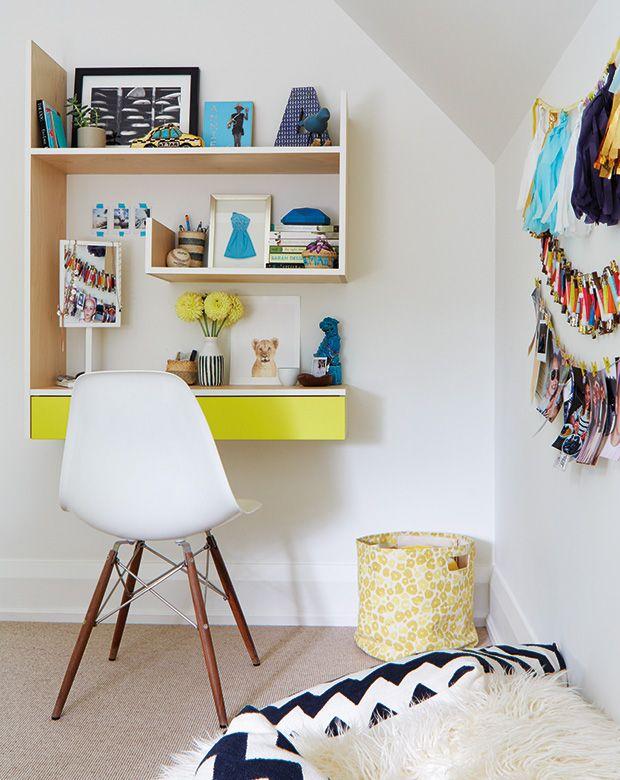 Comment organiser la chambre de votre enfant une fois pour toutes