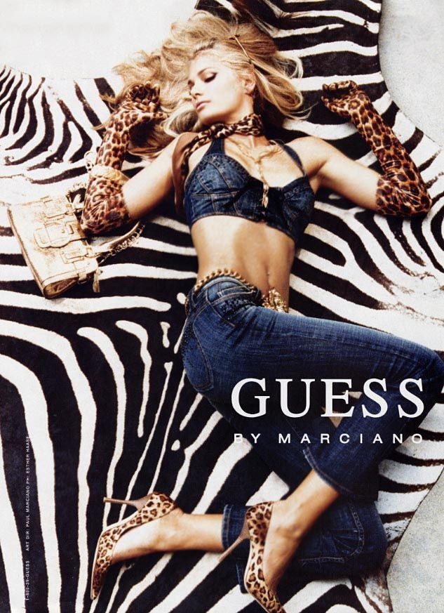 Tori Collection: vintage soul for the newest Guess collection