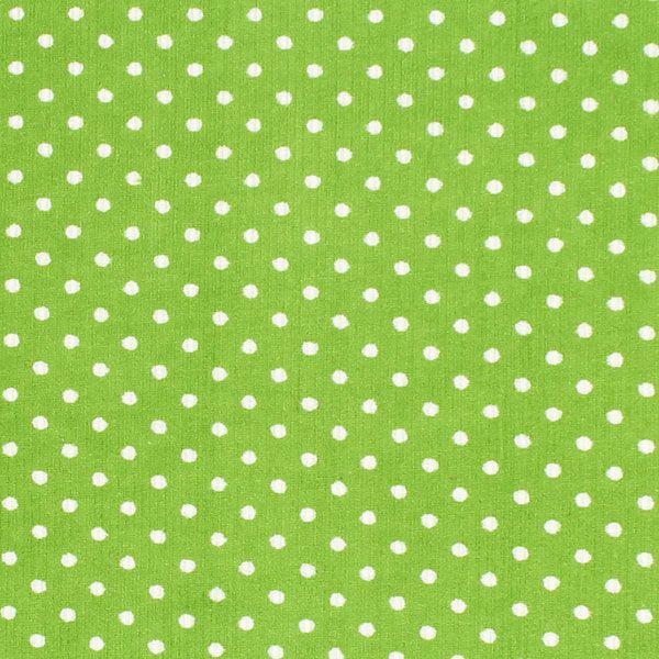 Velours Petits points 8 - Coton - vert clair - 13.95 €/m - 145 gr/m2
