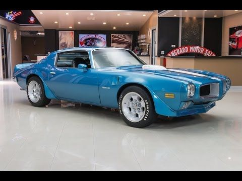 1973 pontiac firebird classic cars for sale michigan antique muscle car auto sales buy old. Black Bedroom Furniture Sets. Home Design Ideas