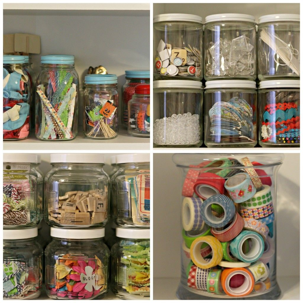 Delicieux Craft Room Storage Tips   Organize U0026 Decorate Everything