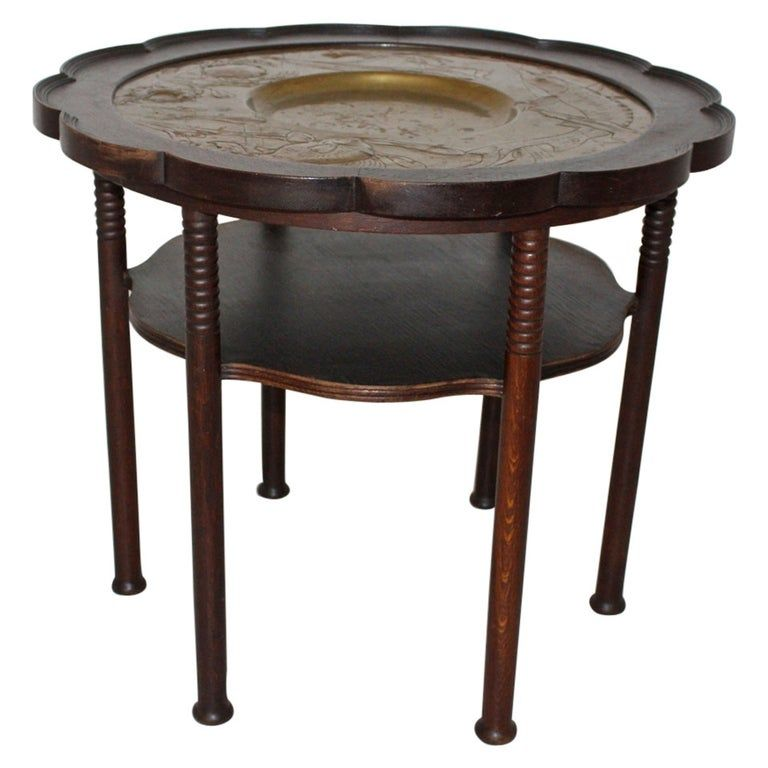 Adolf loos coffee cocktail table vintage the style of