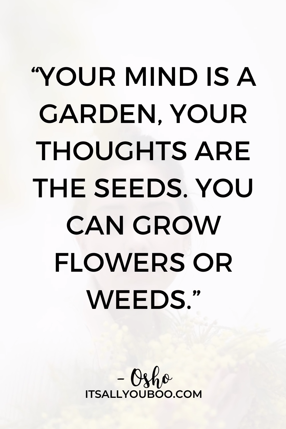 What Are You Growing?