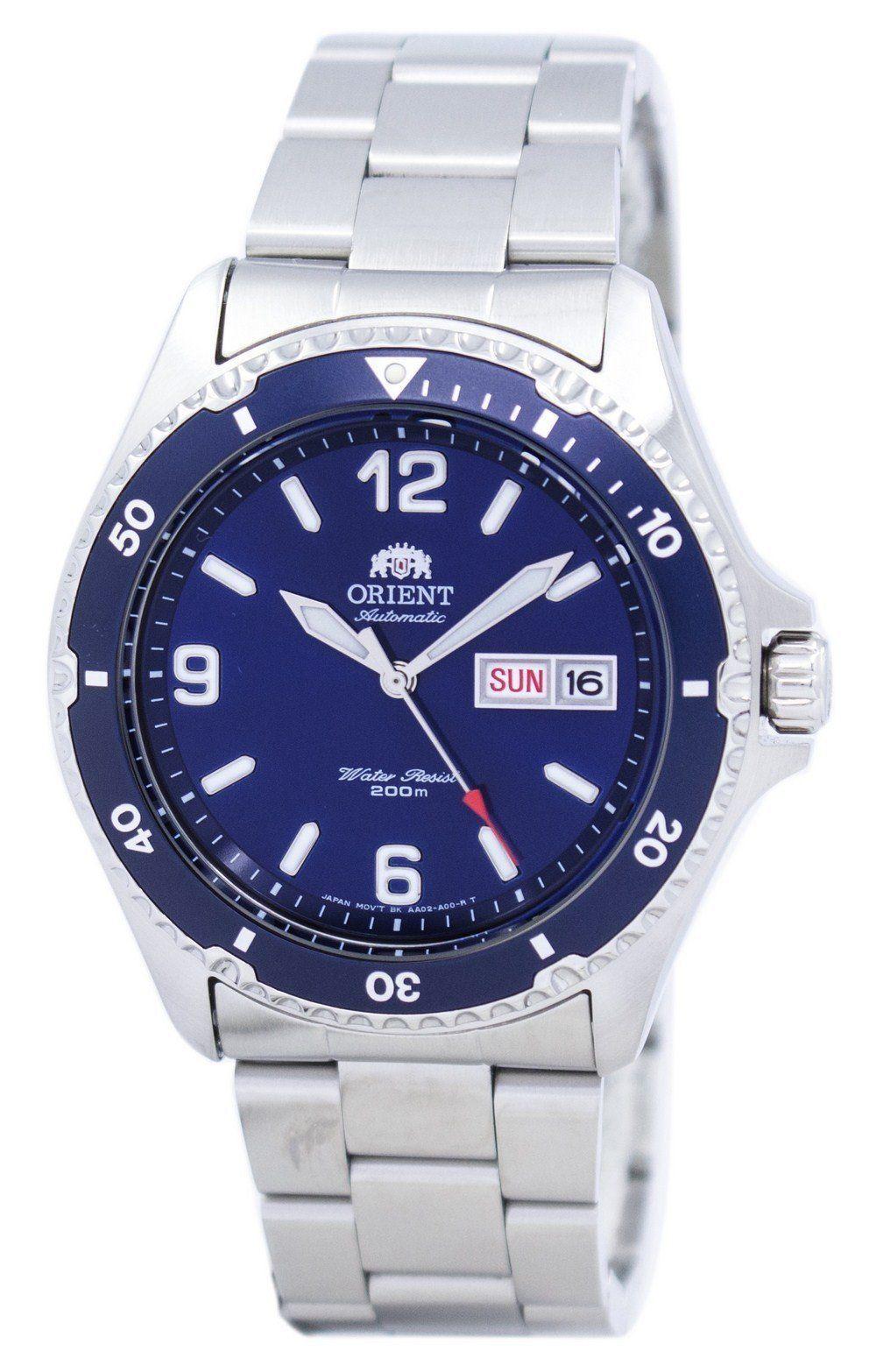 Reloj de hombre Orient Mako II Automatic 200M FAA02002D9