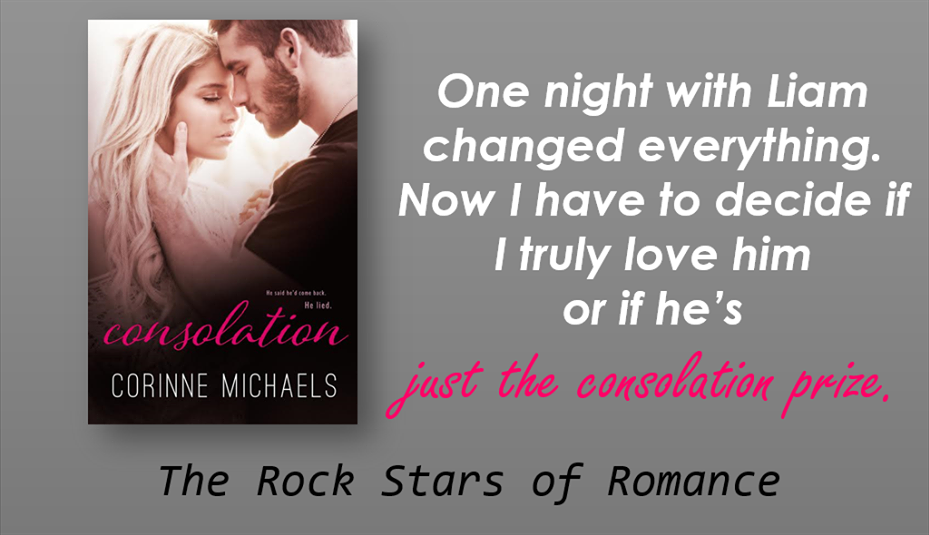Corinne Michaels Consolation Epub