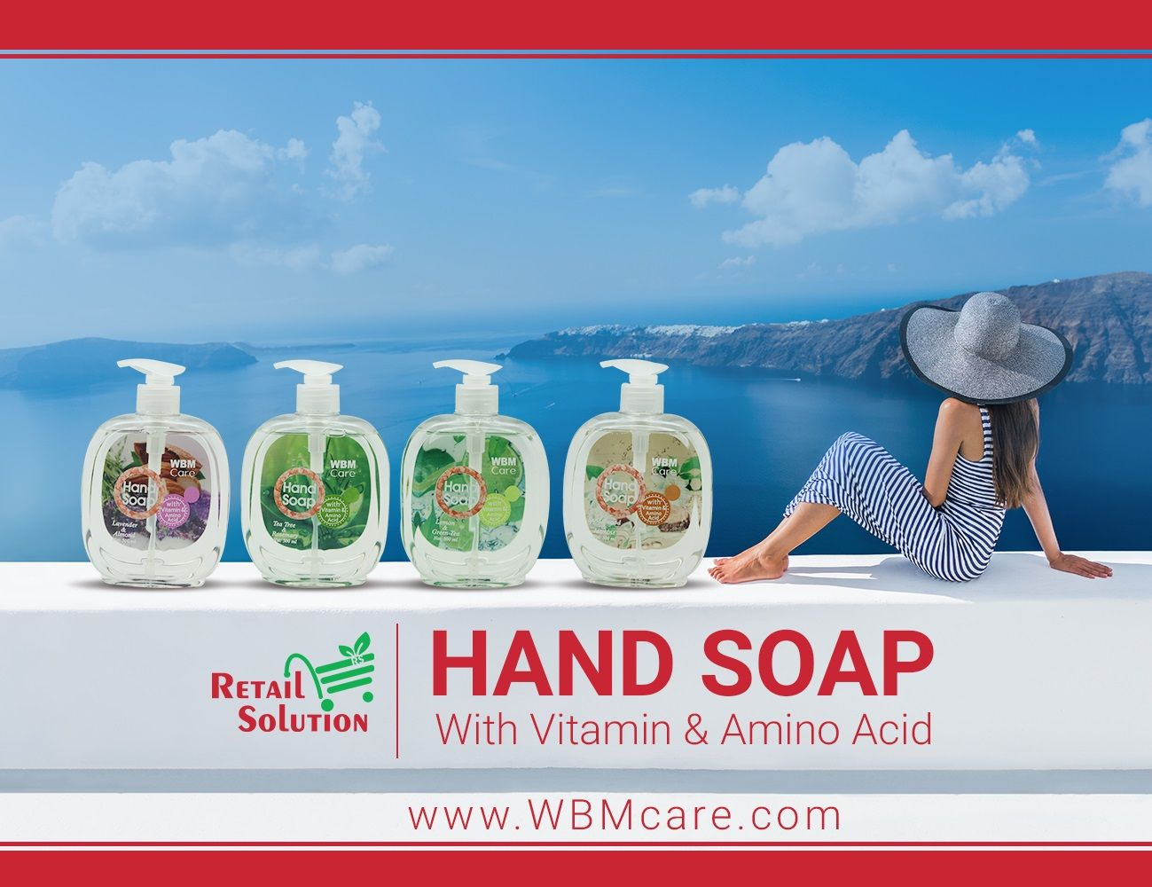 Buy Imported Hand wash Retail solutions, Retail, Solutions