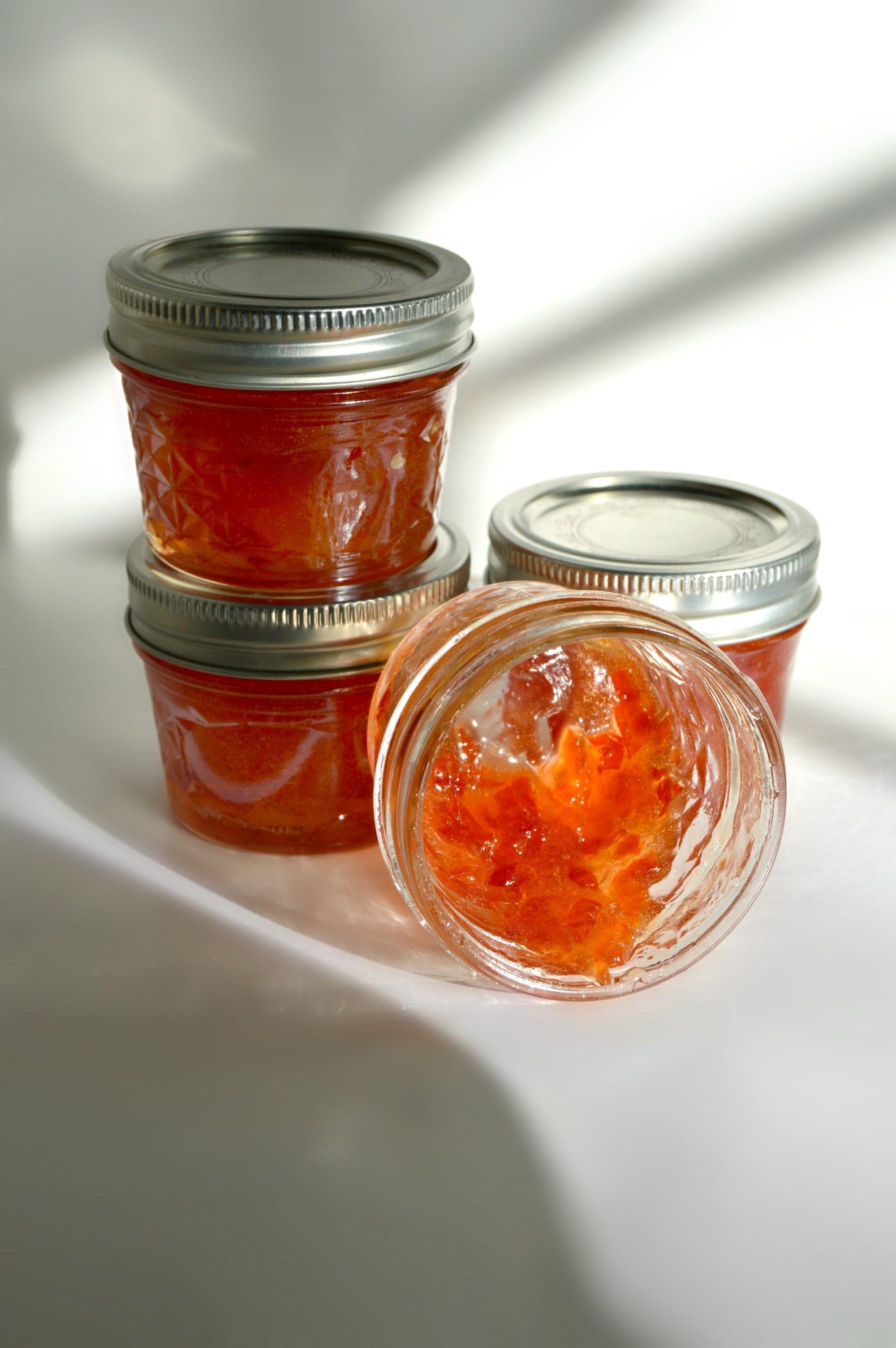recipe: jalapeno pepper jelly recipe with powdered pectin [1]