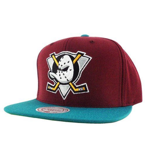 14b017ddb91 MITCHELL   NESS MIGHTY DUCKS ANAHEIM SNAPBACK CAP Nhl Jerseys