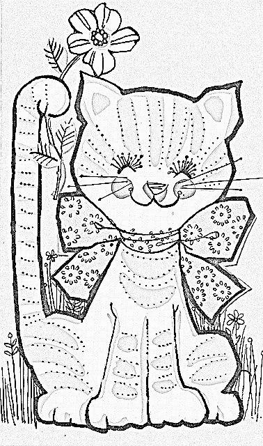 gatito perfecto para quilling | cats | Pinterest | Perfecta, Gato y ...
