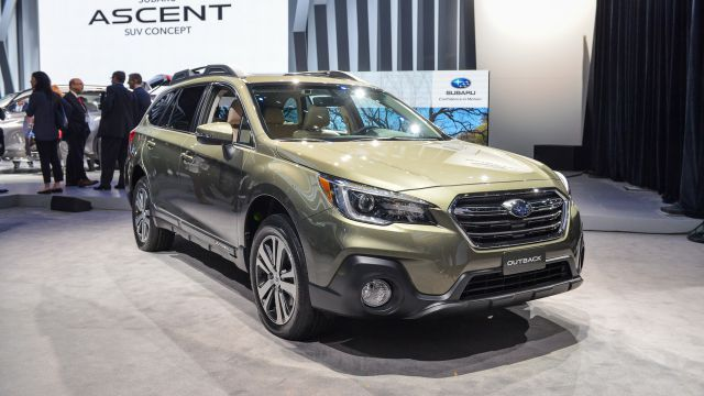 The Outback Model Is Curly In Its 5th Generation And 2018 Subaru Hybrid Set To Launch With Some Impressive Design Modifications