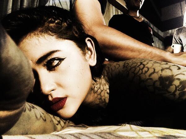 Foto Foto Bugil Dewi Persik Dalam Film Dewi Ular Titisan Nyi Blorong