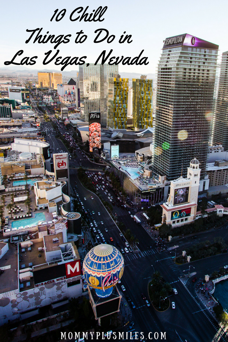 Wild Things To Do In Las Vegas: 10 Chill Things To Do In Las Vegas Nevada
