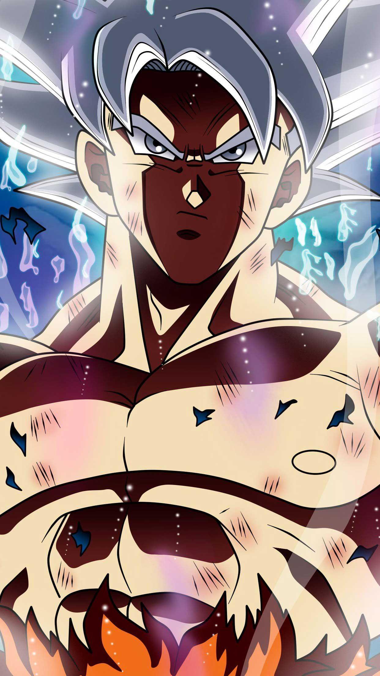 Ultra Instinct Goku Dragon Ball K P Iphone Wallpapers Hd Dragon Ball Art Anime Dragon Ball Super Goku Wallpaper