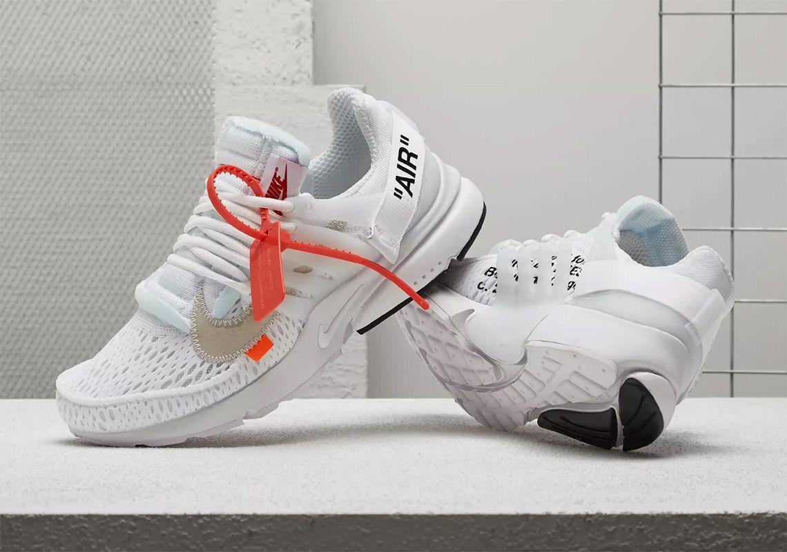OFF-WHITE x Nike Presto \