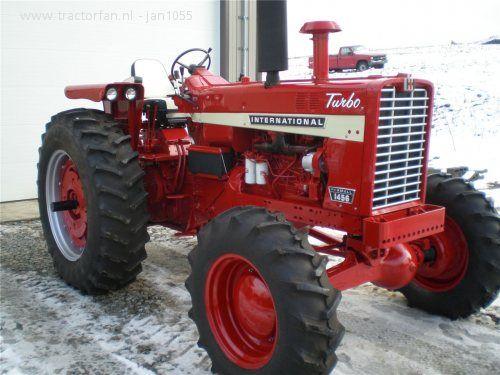 Ih 1456 Tractor : International farmall pinterest