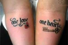 Matching Tattoos for Married Couples - Bing Images