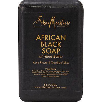 Sheamoisture African Black Soap Bar Soap Ulta Beauty Shea Moisture Products African Black Soap Black Soap
