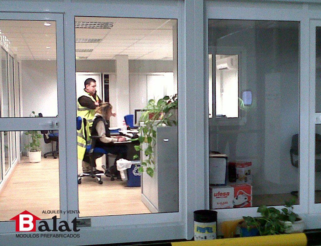 Construcci n de oficinas prefabricadas y casetas de obra for Construccion de oficinas