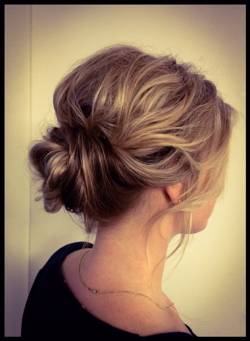 Braid Updo Hairstyle For Long Hair That You Ll Love Wedding Hairstyle Bridesmaid Hair Updo Medium Length Hair Styles Braided Hairstyles Updo