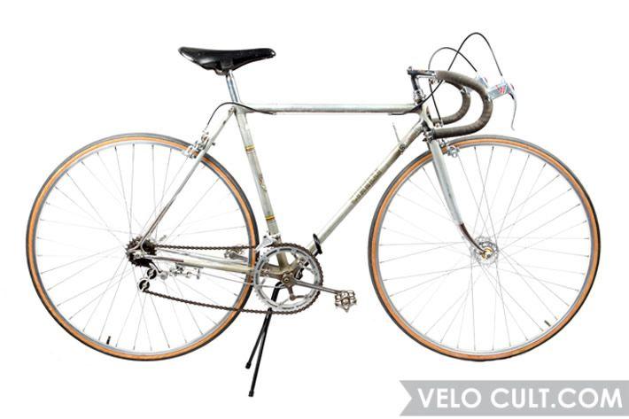 Cinelli Model B 1960 Rennrad Mit Altenburger Komponenten