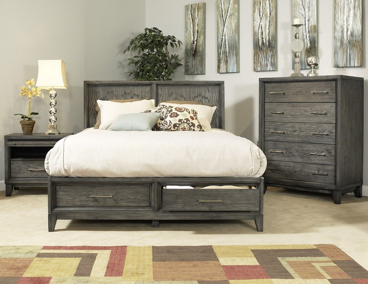 Grey wash oak bedroom furniture bedroom furniture pinterest