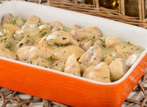 Poulet à la sauce au Gorgonzola WW - Plat et Recette