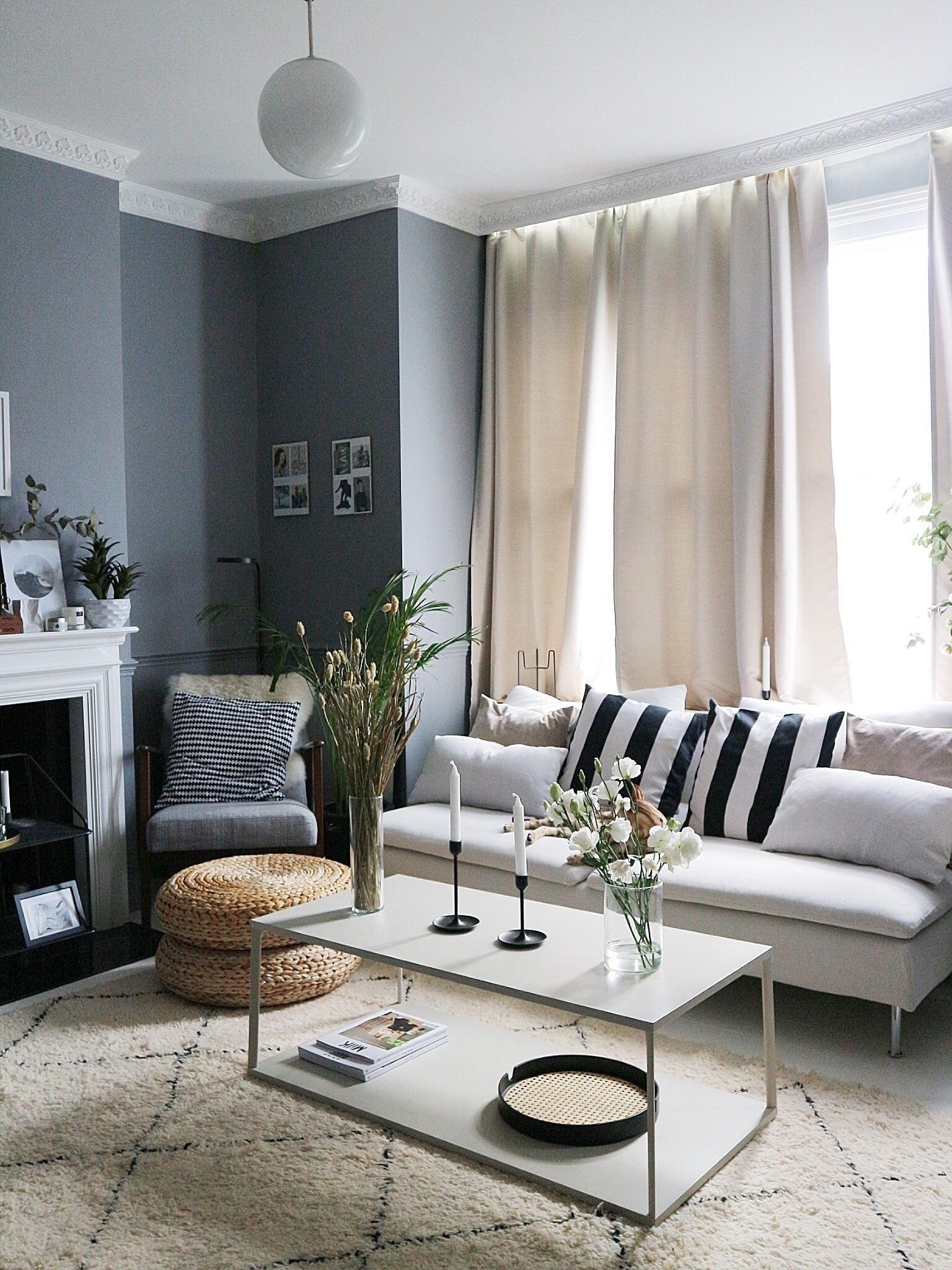 My Modern Victorian Living Room - London UK | London ...