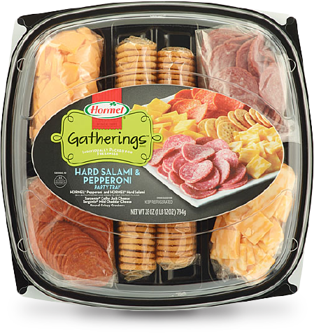 hormel party tray keto diet