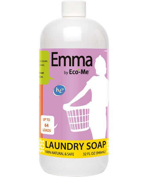 Eco-Me Laundry Soap, Emma - 32 oz Smells awesome! This is