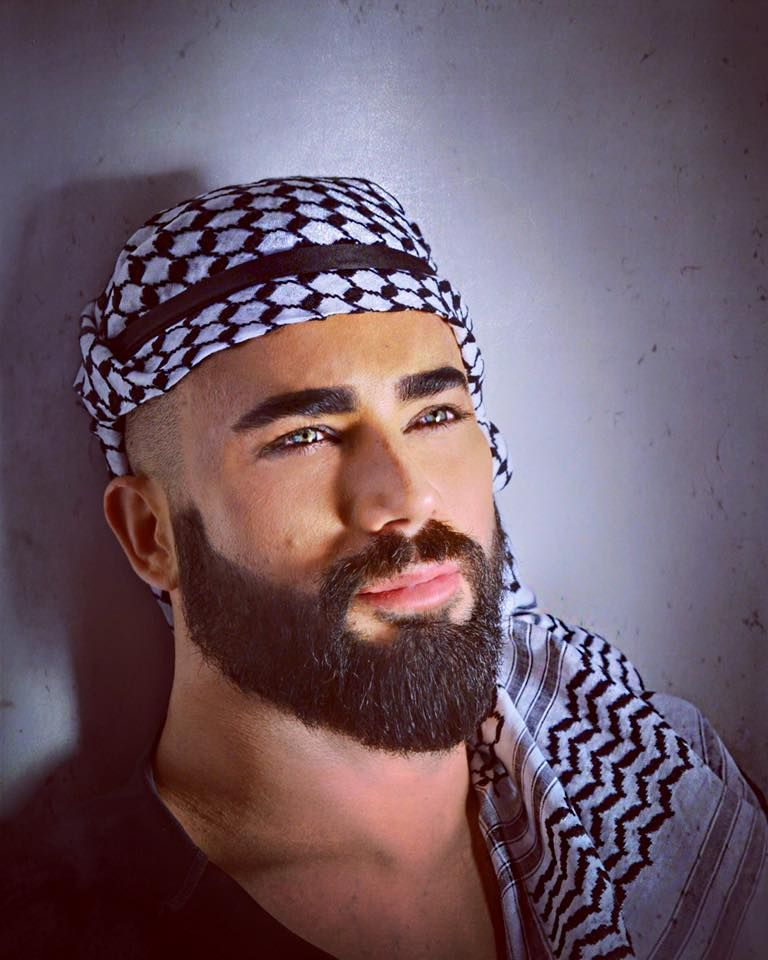 arabic styled beard 25 popular beard styles for arabic men - 768×960