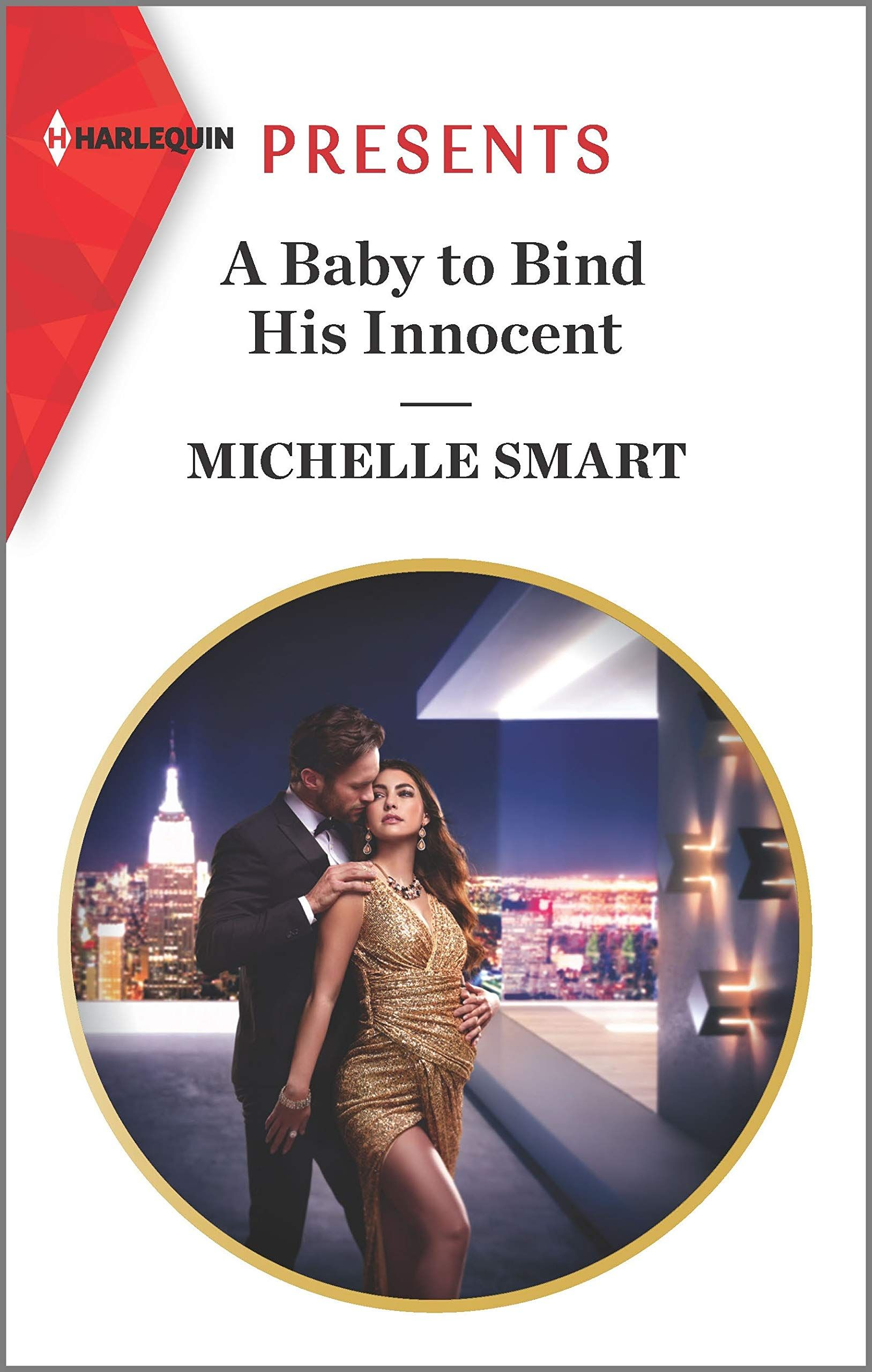 Michelle Smart A Baby To Bind His Innocent