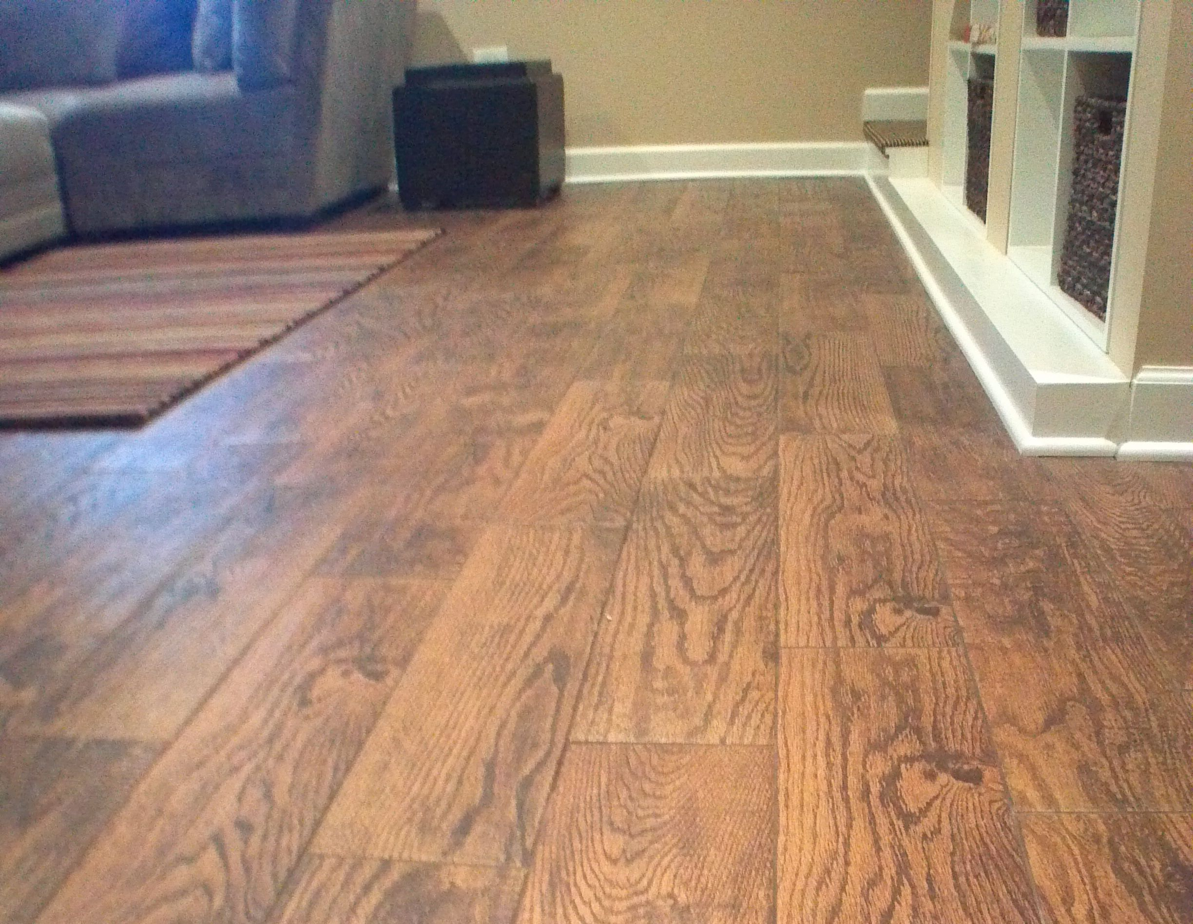 Many Tile Manufacturers Supply Wood Look A Great Flood Resistant Option For