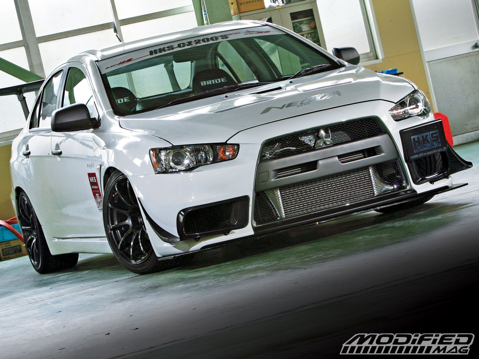 custom mitsubishi lancer evo wallpaper hd