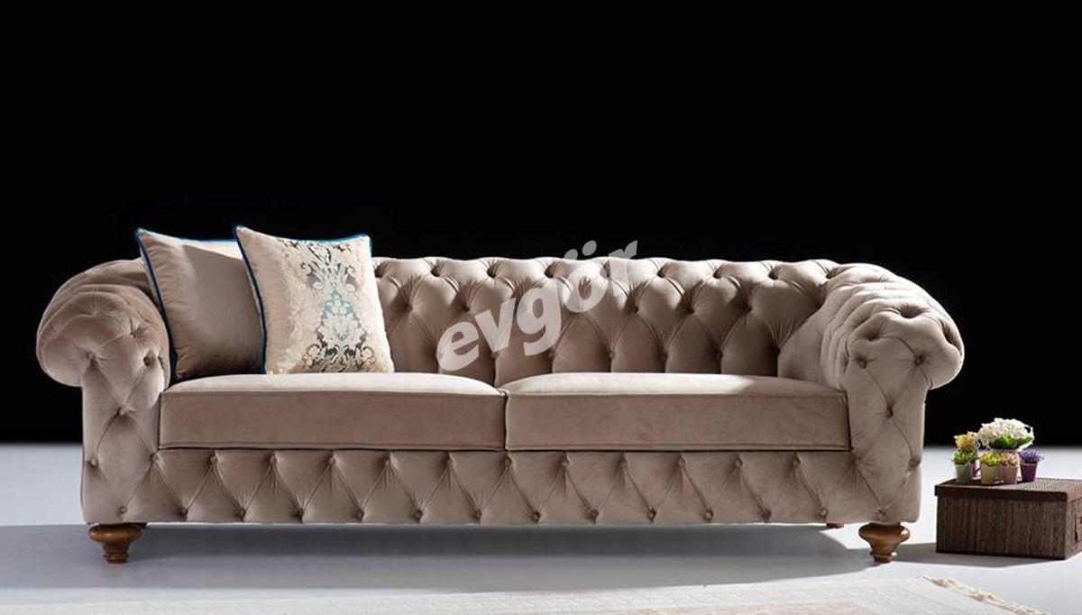 Mateza Chester Koltuk Takimi Mobilya Koltuklar Furniture