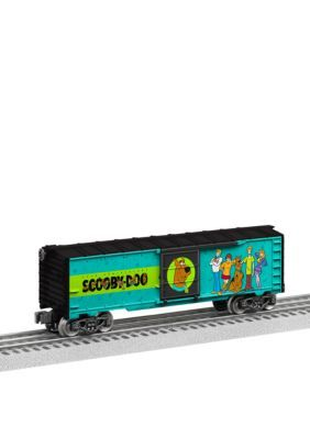 Lionel Trains Scooby Doo Happy Birthday O Gauge Model Train Boxcar With Announcements – Multi