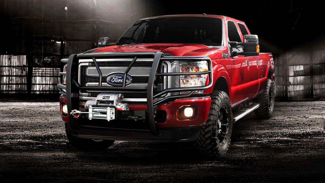 Ford F250 Accessories
