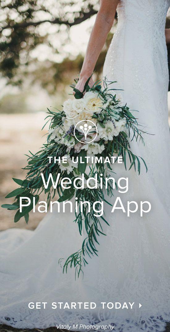 Free wedding planning app with a checklist, countdown