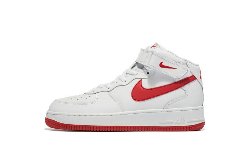 mens white nike air force 1 high nz