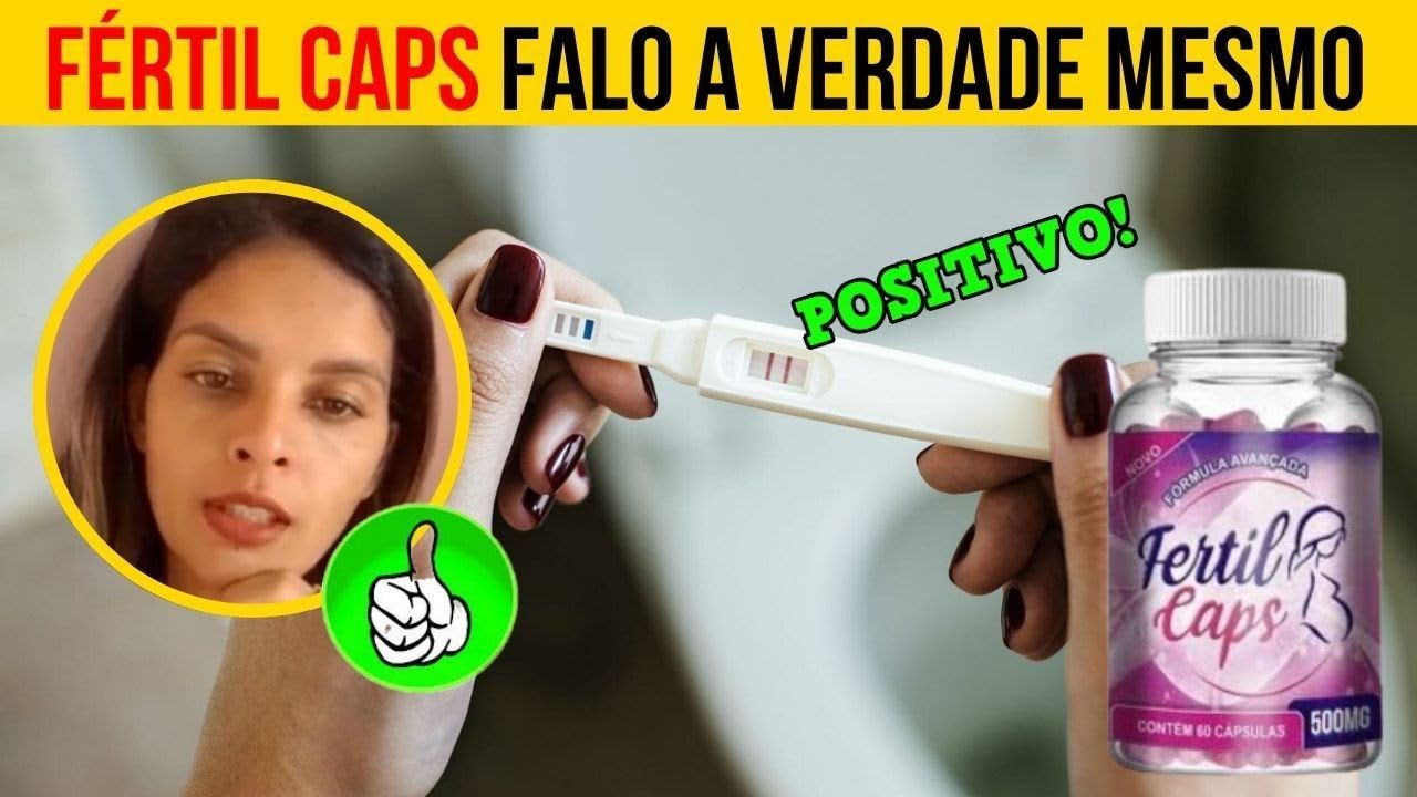 sobre fertil caps