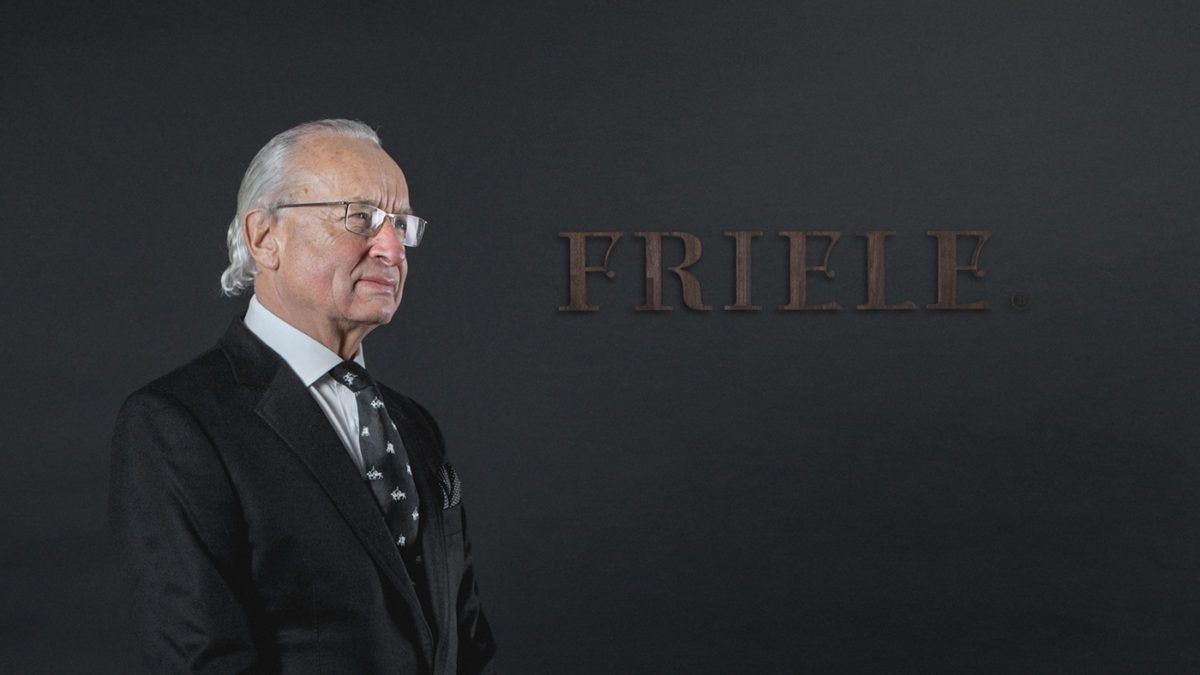 Corporate identity - FRIELE
