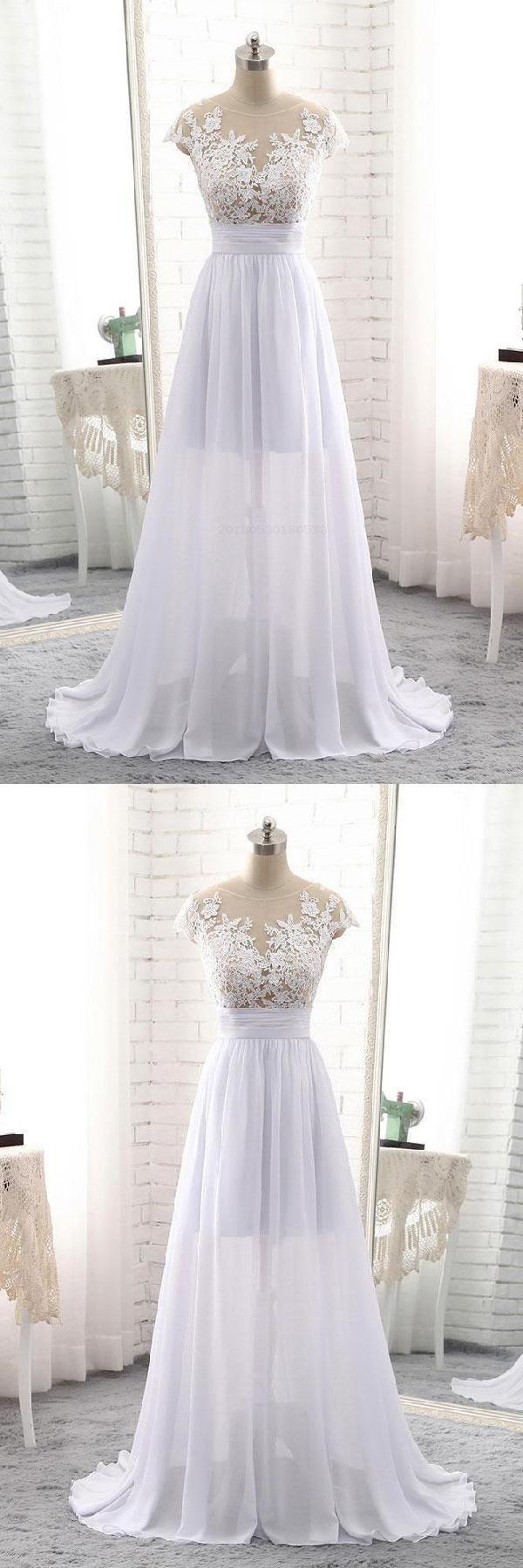 White prom dresses white lace prom dresses lace prom dresses long