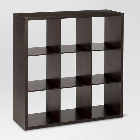 13 9 Cube Organizer Shelf Threshold Cube Organizer Shelf