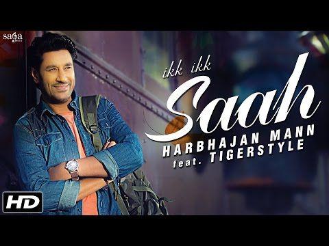 Download free Latest Punjabi Videos Ikk Ikk Saah Harbhajan Mann Video Song.Music  Composed By