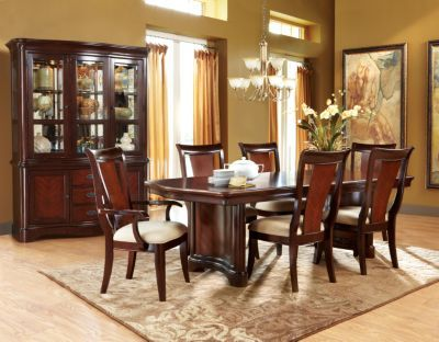 granby merlot 5 pc rectangle dining room . $855.00. find