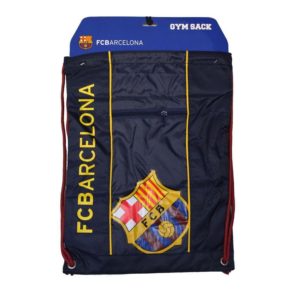 c952456dc FC Barcelona Cinch Red Backpack Mochila Book Bag Gym drawstring Sack  #Isport #GymBag #FCBarcelona