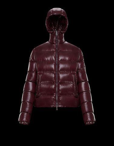 Moncler Vestes courtes GINEVRA pour Femme  découvrez le produit et  commandez directement sur la boutique fd82040422a