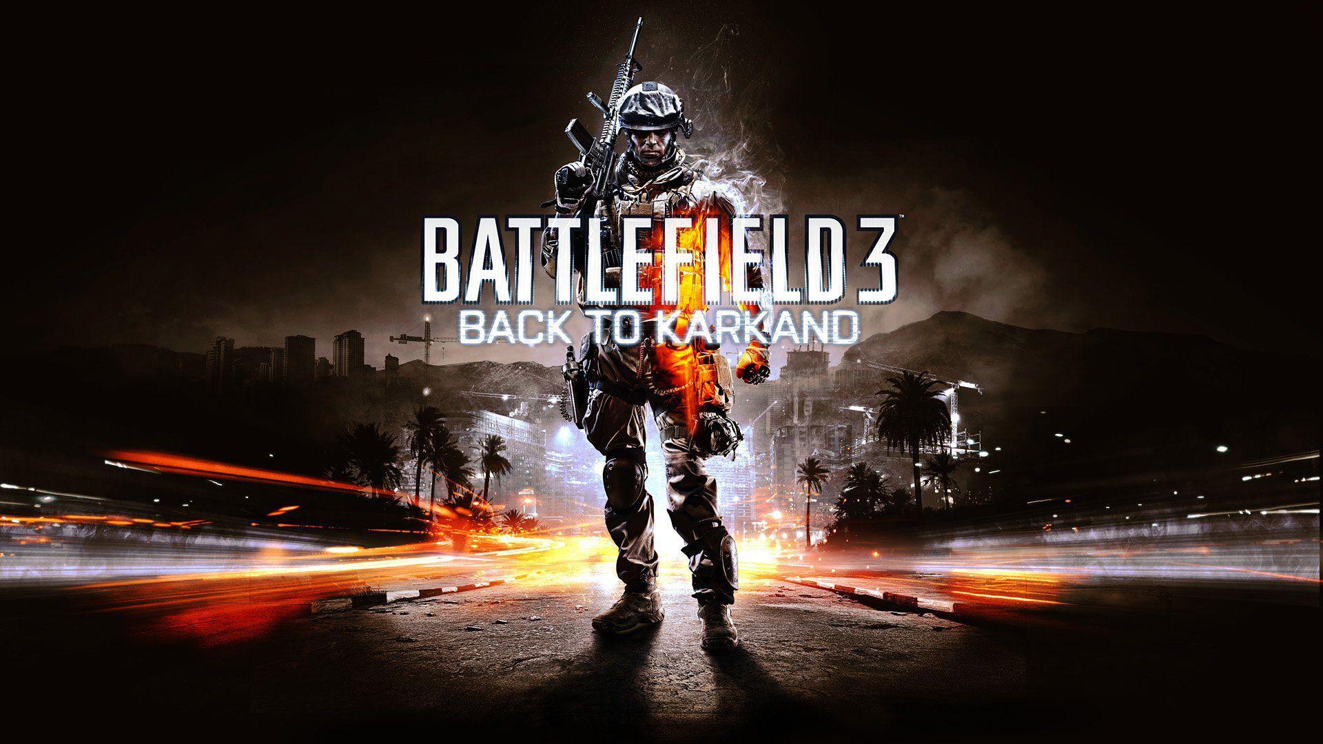 Battlefield 3 Back To Karkand Wallpaper 1920x1080 Battlefield 3 Battlefield New Battlefield