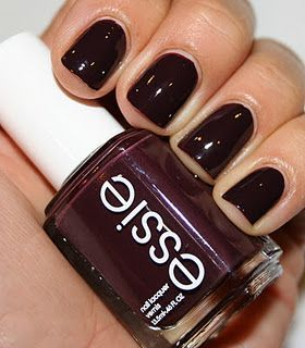 Carry On from Essie | Nail Polish Fashion in 2019 | Fall nail polish ...
