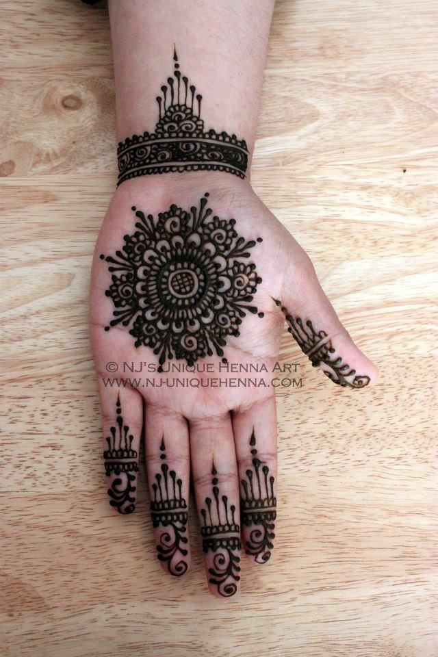 Wrist Tattoo Designs Henna Eid: The Inside Of The Wrist Looks Super Cool!