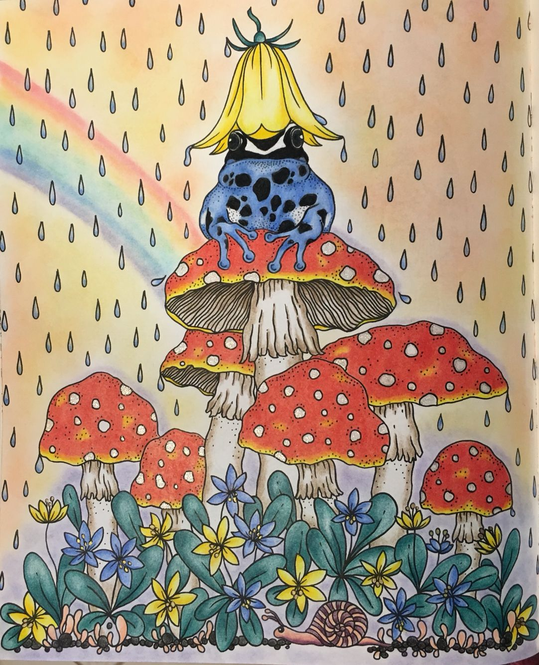 Pin Op Coloring Book Dagdrommer Daydream